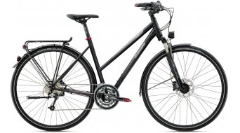 Diamant Elan Sport G 28 Trekking Komplettbike Damen-Rad tiefschwarz Mod. 2017
