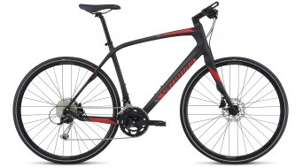 Specialized Sirrus Sport Carbon 28 Fitnessbike Komplettbike carbon/nordic red/charcoal Mod. 2017