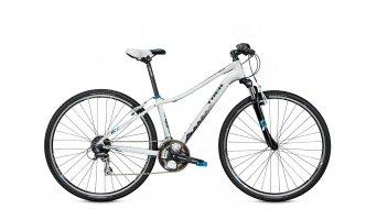 Trek Neko S WSD Fitnessbike Komplettbike Damen-Rad Gr. 35,6cm (14) seeglass crystal white Mod. 2016