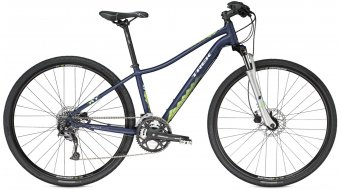 Trek Neko SL WSD Fitnessbike Komplettbike Damen-Rad Gr. 35.6cm (14) matte navy Mod. 2016