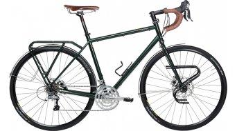 Tout Terrain Grande Route XCR 22s Gold 28 Reiserad Custom Komplettbike
