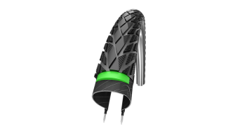 Schwalbe Energizer Plus Tour Performance GreenGuard E-50 Drahtreifen Energizer-Compound black-reflex Mod. 2017