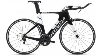 Specialized Shiv Elite 28 Triathlon Komplettbike carbon/white Mod. 2017