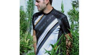 Chris King Sotto Voce Trikot 3/4-Arm Herren-Trikot Jersey black/grey