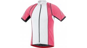 GORE Bike Wear Xenon 3.0 Trikot kurzarm Herren-Trikot Rennrad Gr. L white/giro pink