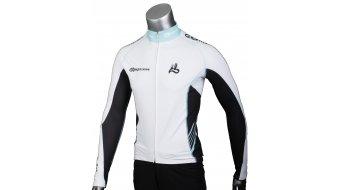 AX Lightness Premium Full-Zip Trikot langarm Gr. L schwarz/weiß/blau