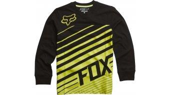 Fox Galva T-Shirt langarm Kinder-T-Shirt Youth Tee black