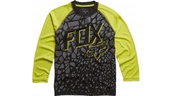 Fox Hesston T-Shirt langarm Kinder-T-Shirt Youth Tee black