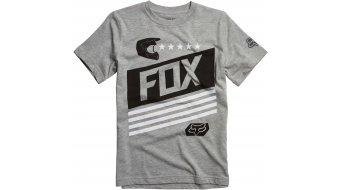 Fox Ozwego T-Shirt kurzarm Kinder-T-Shirt Youth Tee Gr. 152/164 (YXL) heather grey