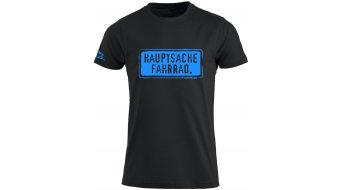 HIBIKE Hauptsache Fahrrad. T-Shirt kurzarm Herren-T-Shirt