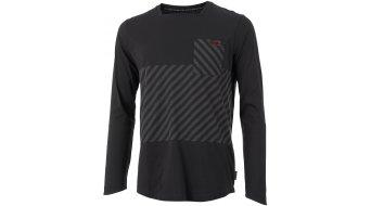 Maloja OverlookM. T-Shirt langarm Herren-T-Shirt Gr. M charcoal - Sample