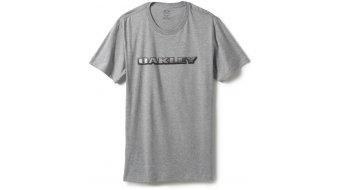Oakley Village Park T-Shirt kurzarm Herren-T-Shirt heather grey