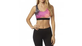 Fox Hyped Sport-BH Damen-Sport-BH Bra berry punch