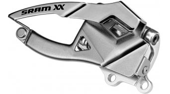 SRAM XX 2x10 Umwerfer Direct Mount S3 Zähne Pull