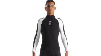 Assos LS.skinFoil S7 Unterhemd langarm Winter Gr. XXL-XXXL (XLG-TIR / III) blockBlack