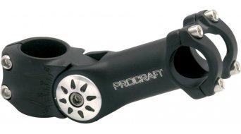 Procraft 4Bolt Adjustable Ahead 31.8 Vorbau, 95mm, 70°-130°, schwarz