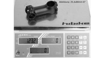 Procraft SL Vorbau 31,8x50mm 6° Aluminium black