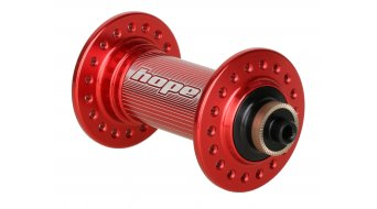 Hope Mono RS Vorderradnabe 16 Loch QR 9x100mm red