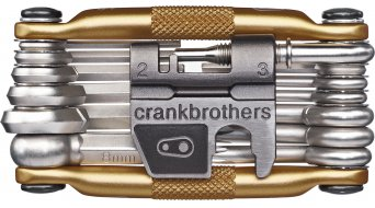 Crank Brothers Multi 19 Multitool Werkzeug inkl. Tool Case