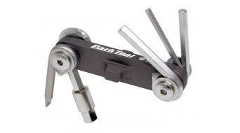 Park Tool IB-1 Beam Mini-Faltwerkzeug Innensechskant: 3,4,5,6,8mm+Schraubendreher