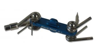 Park Tool IB-2 Beam Mini-Faltwerkzeug Innensechskant: 1.5,2,2.5,3,4,5,6,8mm+T25 Torx