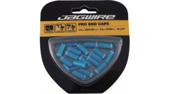 Jagwire Universal Pro Endkappen-Kit 4,5mm blau