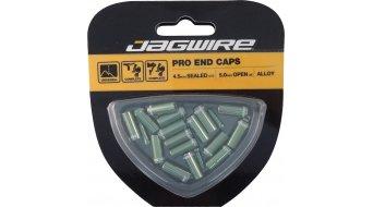 Jagwire Universal Pro Endkappen-Kit 4,5mm grün