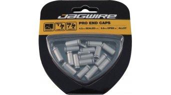 Jagwire Universal Pro Endkappen-Kit 4,5mm silber
