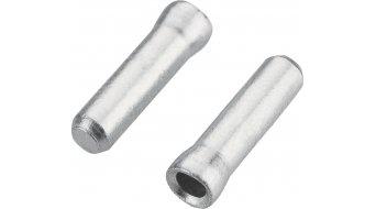 Jagwire Alu Innenzug-Endhülsen 1.2mm silber