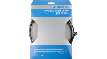 Shimano MTB Bremszug-Set schwarz SUS